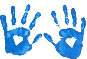 ръчички бебе