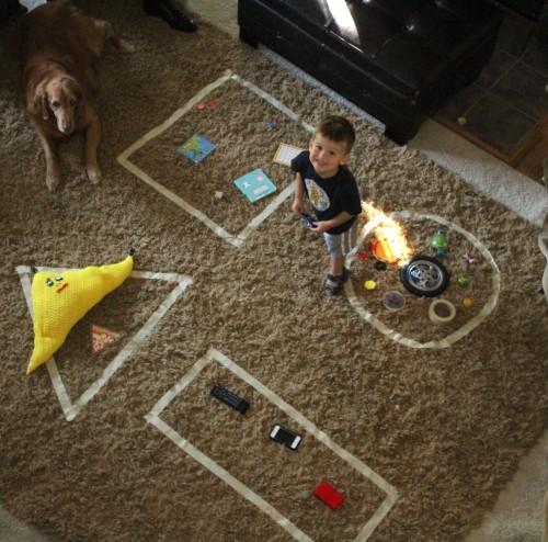 сортиране на играчки