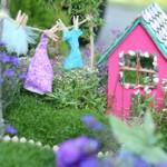 градина декор идеи феи