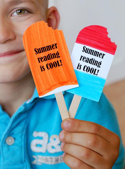 четене през лятото